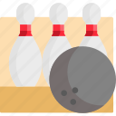 bowling, game, gaming, play, sport, sports icon