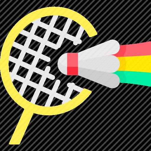 badminton, game, play, sport, sports icon