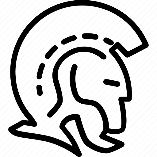 avatar, entertainment, games, warrior icon
