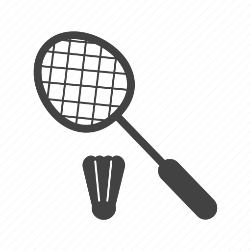 Badminton, equipment, game, leisure, racket, shuttlecock, sport icon - Download on Iconfinder