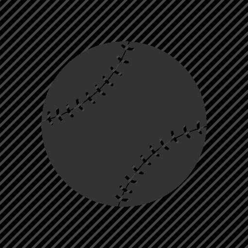 ball, baseball, equipment, game, sport icon