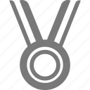 medal, sports, award, winner