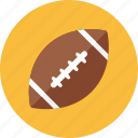 american, ball, football, handegg icon