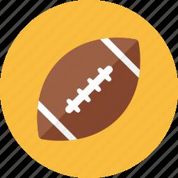 american, ball, football, handegg icon