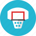 backboard, basket icon