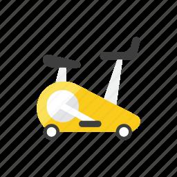 bike, exercise icon