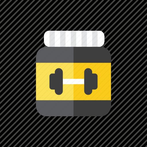 powder, protein icon