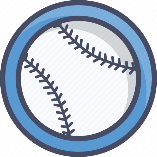 Ball, baseball, games, pitch, sports icon - Download on Iconfinder