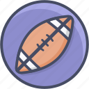 american, ball, football, games, gridiron, nfl, sports icon