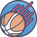 ball, basketball, flaming, games, nba, sports