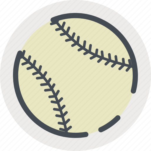 ball, baseball, games, pitch, sports icon