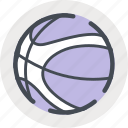 ball, basket, basketballl, bna, games, sports icon
