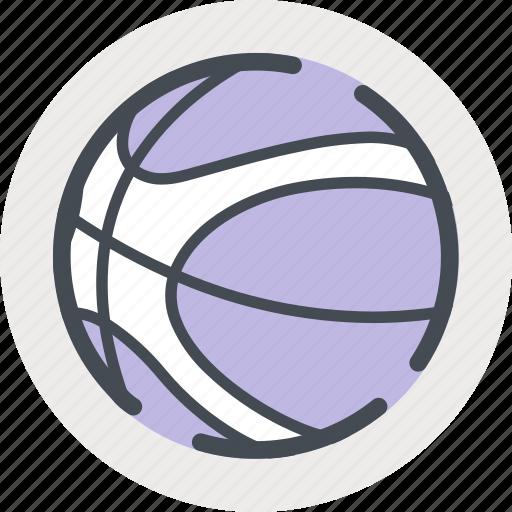 ball, basket, basketballl, bna, games, sports icon