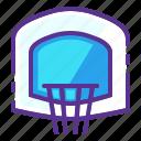 basket, basketball, game, hoop icon