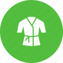 arts, costume, dress, karate, martial, robe, wear icon