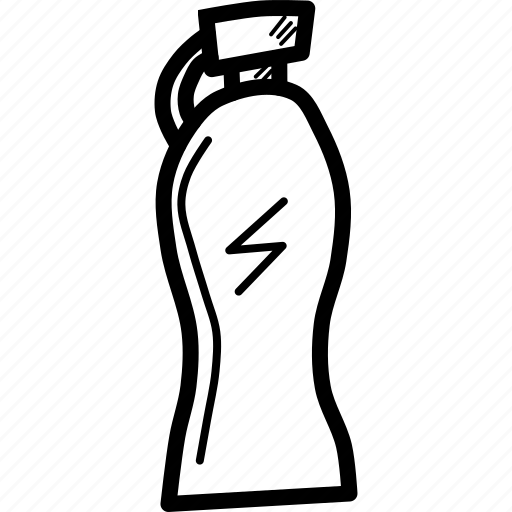 bottle, drink, fitness, refresh, sports, water icon