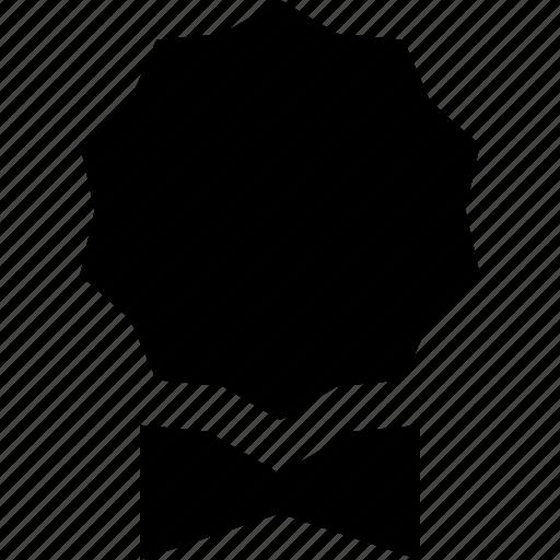 award, ribbon icon
