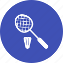 badminton, equipment, game, leisure, racket, shuttlecock, sport