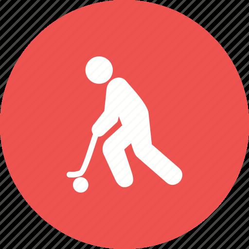 ball, hockey, ice hockey, match, puck, sports, stick icon