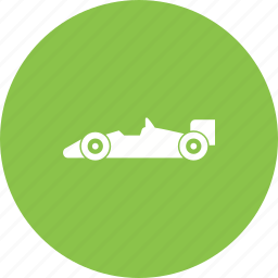 car, driver, race, racer, racing car, sports, sports car icon