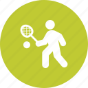 activity, ball, match, player, racket, sport, tennis