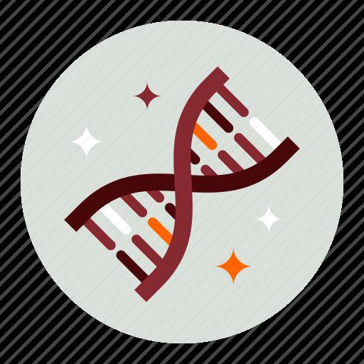 dna, genetics, health, medical, medicine, science icon