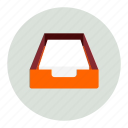 documents, drawer, folder icon