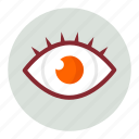 eye, look, view icon