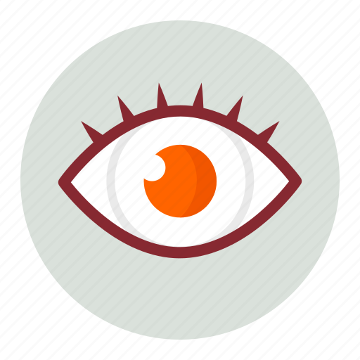 Eye, look, view icon - Download on Iconfinder on Iconfinder