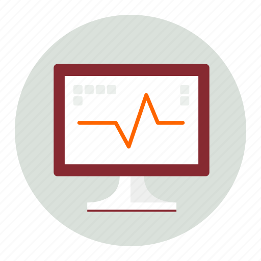 activity, computer, desktop, display, monitor, pc, screen icon