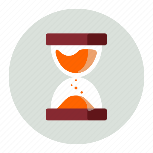 sand, time, timer icon