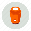 coffee, cup, drink, go, tea icon