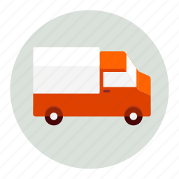 delivery, logistics, shipment, transport, transportation, truck, vehicle icon