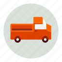 pickup, transport, transportation, truck, vehicle icon