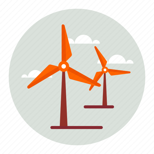 eco, ecologic, ecology, electricity, energy, environment, power, wind icon
