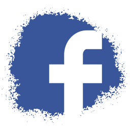 Colour, facebook, media, set, social, spray icon - Free download
