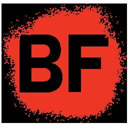 buzzfeed, colour, media, set, social, spray icon