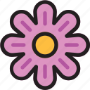 ecology, floral, flower, nature, plant, season, spring icon