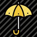umbrella, rain, protection, weather