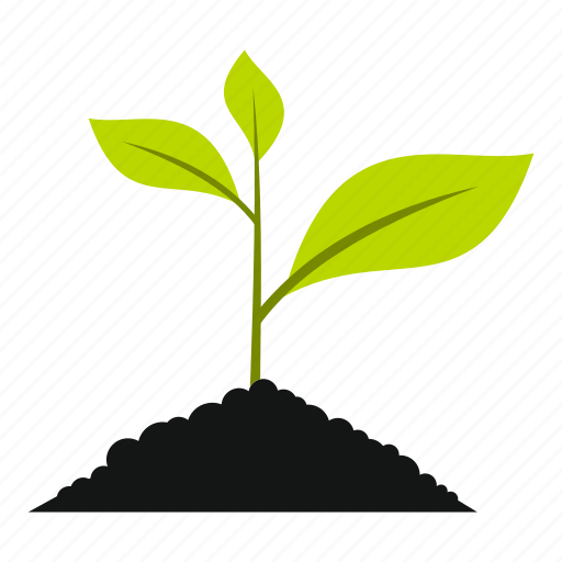 garden, leaf, nature, plant, seed, spring, sprout icon