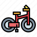 bicycle, bike, cycling, exercise icon