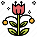 botanical, garden, nature, plant icon