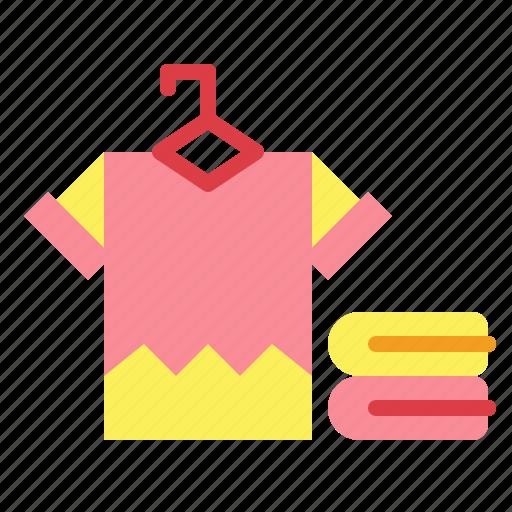 clothing, fashion, shirt, t icon