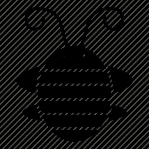 Bee, beetle, bug, insect, ladybird, ladybug icon - Download on Iconfinder
