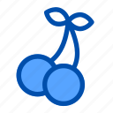 cherry, cooking, food, fruit, healthy, kitchen, spring icon