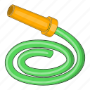farming, garden, hose, tool