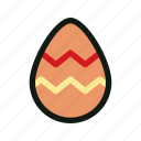 easter, egg, event, holiday, spring icon
