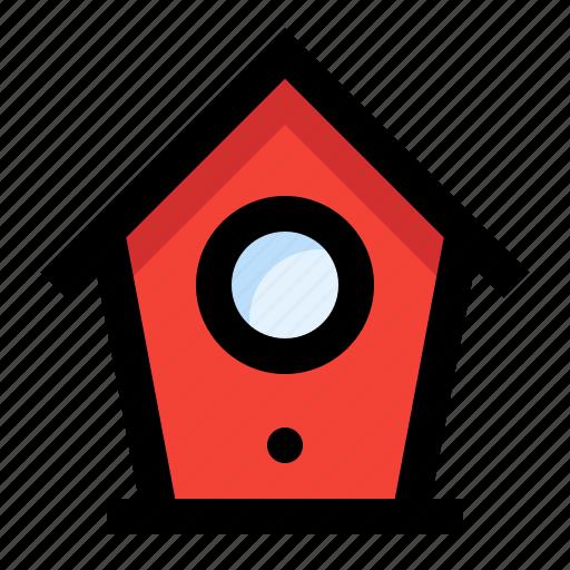 bird, birdhouse, home, house, spring icon