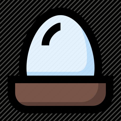 Egg, nest, spring, chick icon - Download on Iconfinder