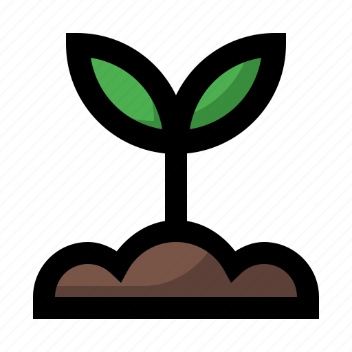 grow, plant, spring, sprout icon
